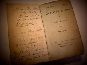 Arvestykke-bogen