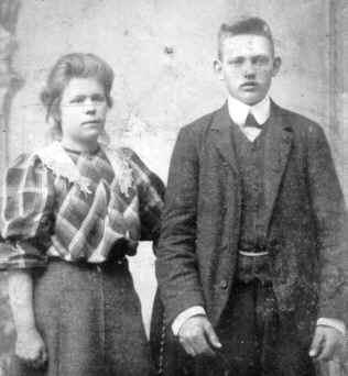 Marie og Jens Peder Mogensen