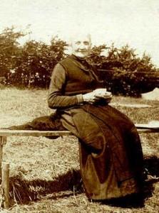 Mathilde Nicoline Gudbjerg på Elvighøj